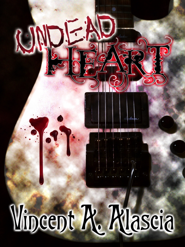 Cover art for Undead Heart