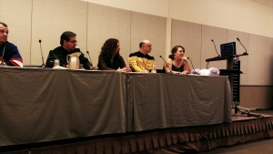how star trek changed the world panel